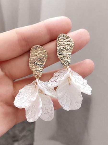 Fashion Flower Hot Sale Earrings For Women