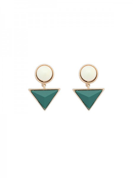 Occident Triangle Fashionable New Stud Hot Sale Earrings