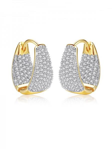 Pretty Cubic Zirconia Hot Sale Earrings