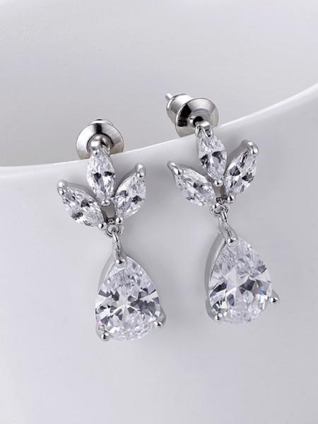 Charming Copper Hot Sale Earrings For Women